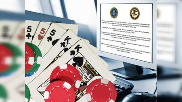 EE. UU. bloqueó los tres mayores portales de póquer