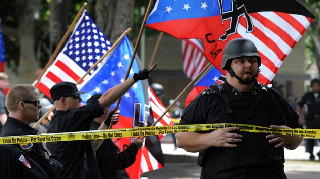 El paraíso de los supremacistas: neonazis planean tener su propia localidad en EE.UU.