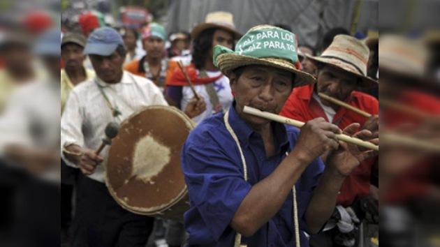 El Senado de Colombia aprueba la Ley de Víctimas del Conflicto Armado Interno