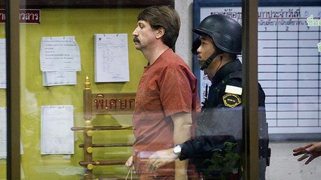 La defensa del empresario ruso Víktor Bout volverá a apelar la sentencia en EE.UU.
