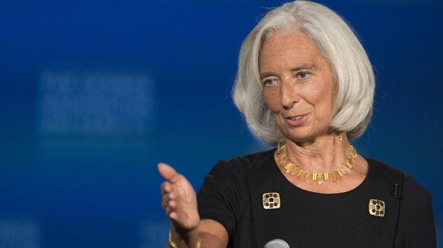 """Directora del FMI: """"Las economías emergentes están perdiendo ímpetu"""""""