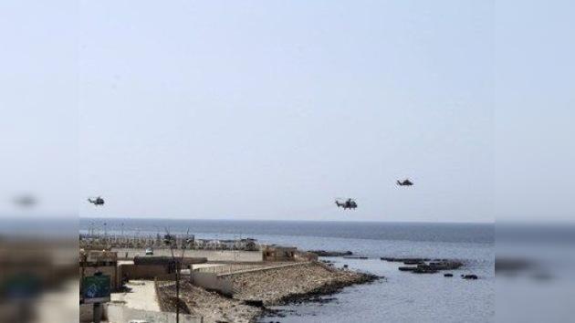 La OTAN prorroga la operación en Libia por tres meses más
