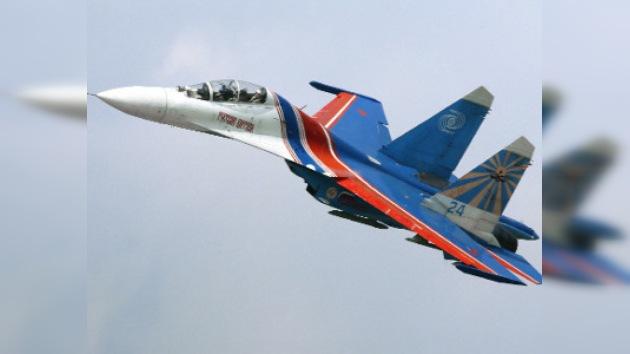 EE.UU. vende dos aviones de combate Su-27 para uso privado