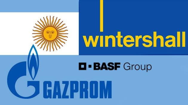 El gigante ruso Gazprom podría participar en la extracción de gas argentino