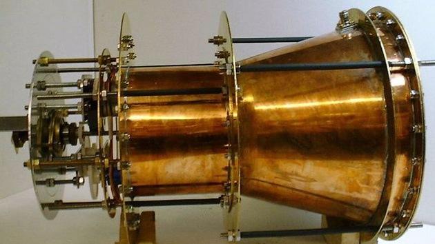 La NASA reconoce el propulsor revolucionario desechado durante años