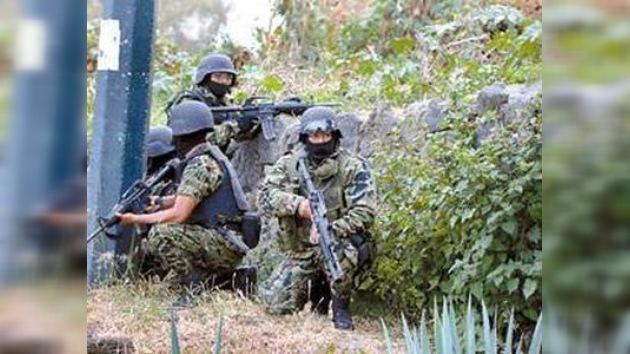Abatido el jefe de un cartel de narcotráfico mexicano