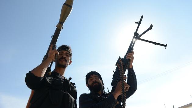 Siria: Los rebeldes declaran al aeropuerto internacional de Damasco objetivo militar