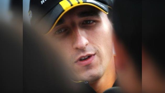 Robert Kubica: Volveré a la Fórmula 1 y seré el mismo de antes