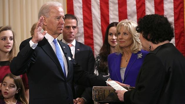 """Joe Biden: EE.UU. """"tiene una deuda"""" con los latinos"""
