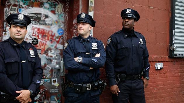 Ferguson llega a Brooklyn: Protesta por el asesinato de un joven a manos de un policía