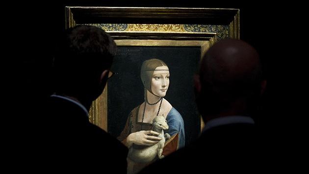 ¿Qué secretos ha guardado durante cinco siglos 'La dama del armiño' de Da Vinci?