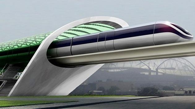 Así será el Hyperloop: el 'tren' encapsulado que corre como los aviones