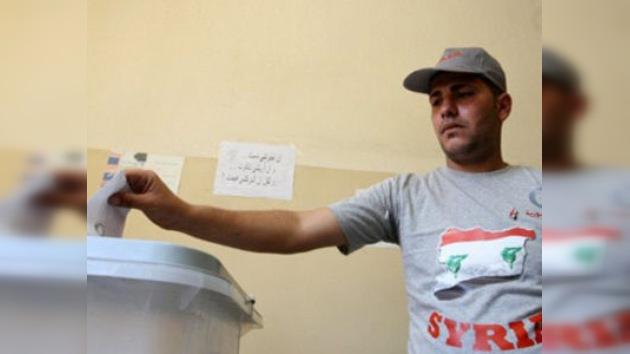 Al menos el 60% de la población participó en los comicios parlamentarios en Siria