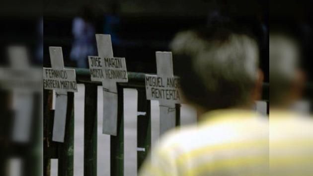 México se desangra: nueve meses y más de 10.000 muertes
