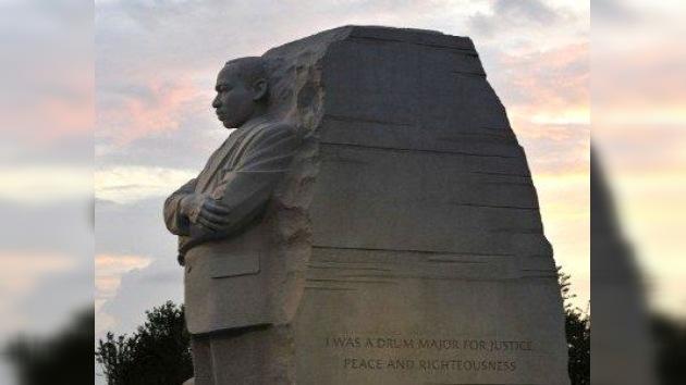 Martin Luther King no fue tan soberbio como sugiere su monumento