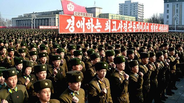 Corea del Norte anuncia que las relaciones con el Sur han entrado en una fase de guerra