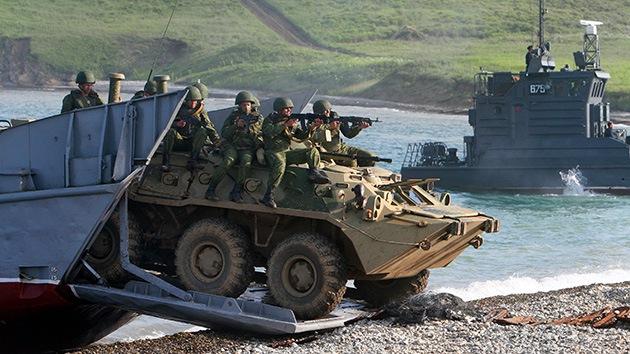 El ejército ruso no seguirá un guión programado en sus próximas maniobras