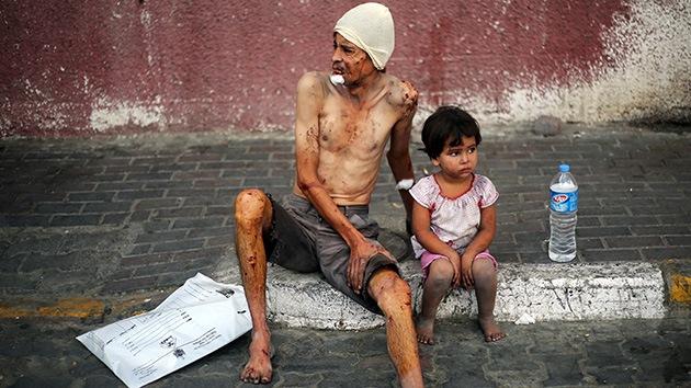 """ONU: Israel muestra en Gaza su """"desprecio deliberado"""" de la ley internacional"""