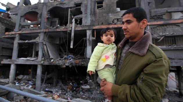 La moda de poner a los bebés el nombre de un cohete iraní 'prende' en Gaza