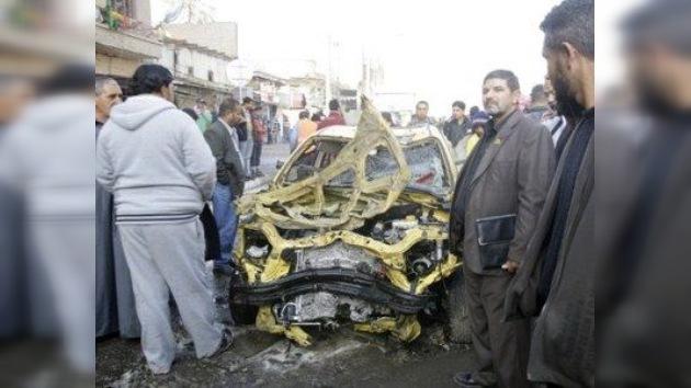 Irak: una cadena de atentados contra chiíes deja más de 70 muertos