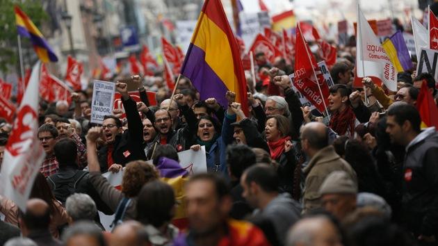 España celebra el Día del Trabajador con un índice de desempleo del 25%