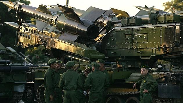 Cuba inicia los grandes ejercicios militares 'Bastión 2013'