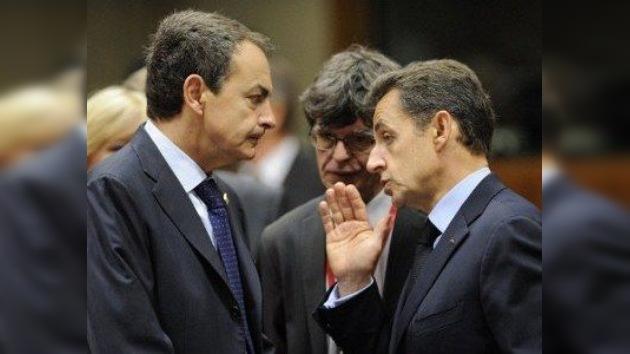 Zapatero y Sarkozy acuerdan fortalecer la cooperación ante el anuncio de ETA