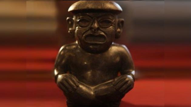 Perú recupera centenares de piezas precolombinas