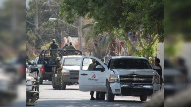 Abatido Córdona Ocaña, un presunto jefe regional de Los Zetas