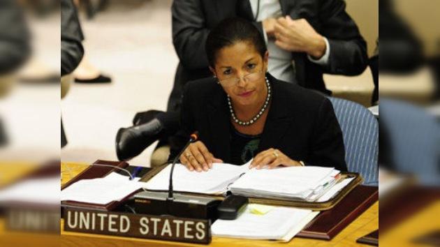 """EE. UU: Rusia y China """"lamentarán"""" su veto a la resolución sobre Siria"""