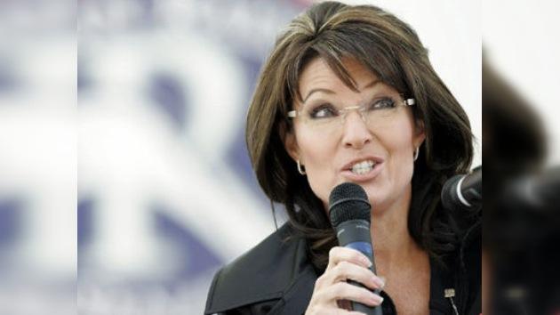 Sarah Palin publica en Facebook un listado con los errores de Obama