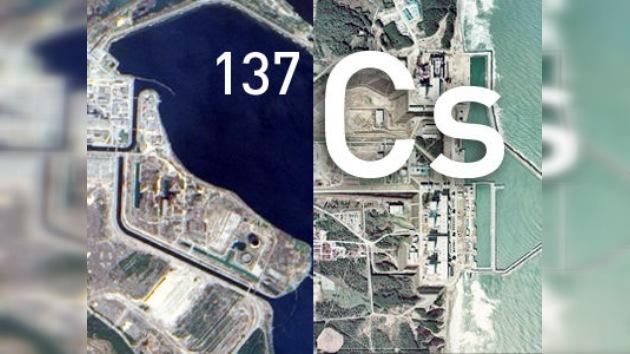 Crece la presencia de cesio-137 en ambiente de Fukushima