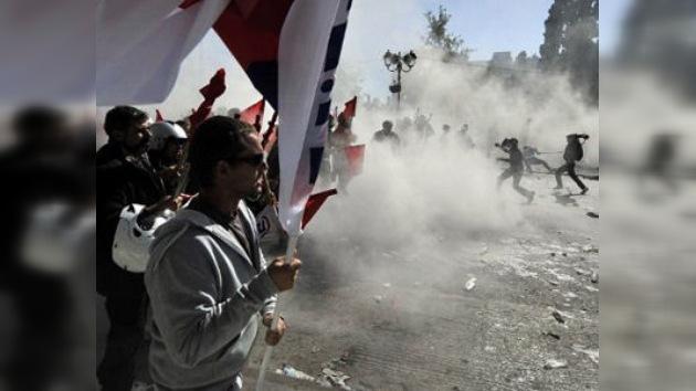 Grecia afronta otra jornada de protestas violentas