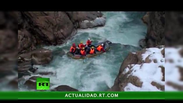 El río de los riesgos