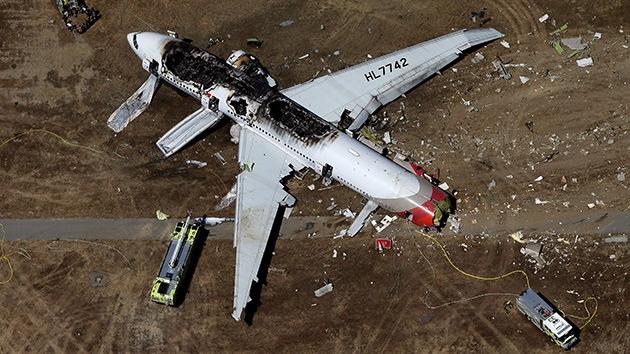 Confirman que la china que murió en el accidente de avión fue atropellada por un coche de bomberos