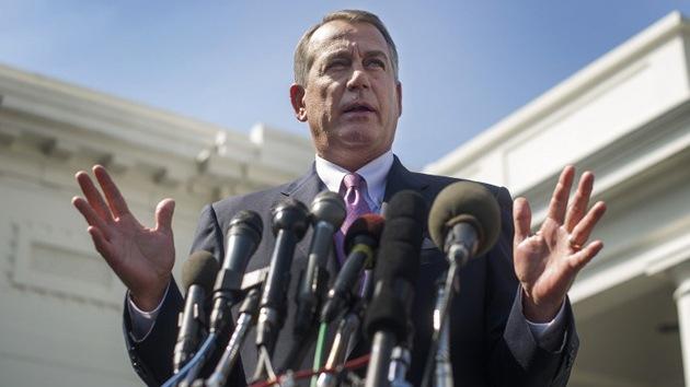 El presidente del Parlamento de EE.UU. rechaza reunirse con diplomáticos rusos