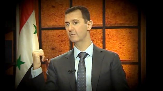 "Bashar al Assad: ""No he huido ni he muerto"""