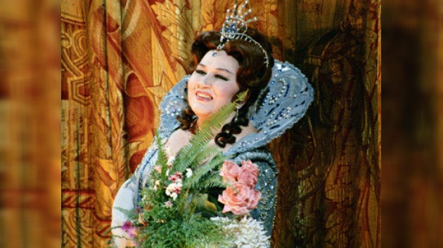 "El aniversario de la ilustre ""Carmen rusa"""