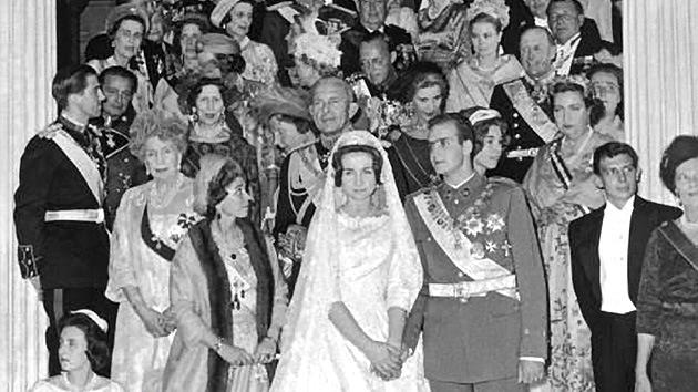 Los Reyes de España, medio siglo juntos