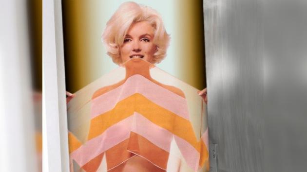 Un álbum privado que desmitifica la figura de Marilyn Monroe