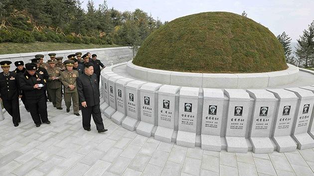 Corea del Norte admite el naufragio de un buque de guerra y la muerte de tripulantes