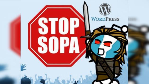 Más 'cibersoldados' en la lucha contra la ley SOPA