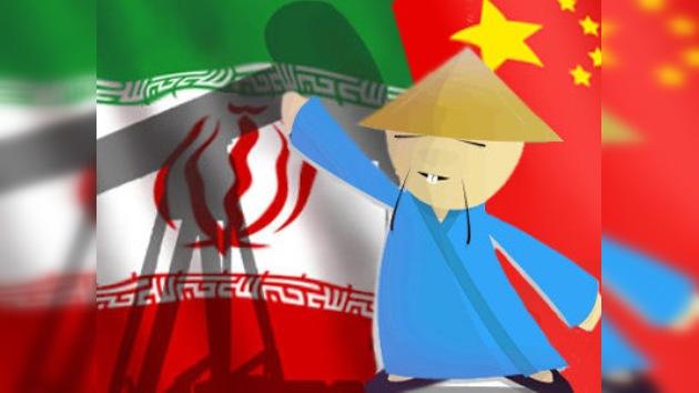 EE. UU. no convencería a China para que le diga 'no' al petróleo iraní