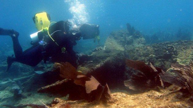 Fotos: Identifican en Yucatán un buque siniestrado hace 164 años