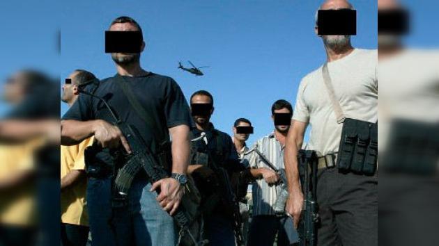 Mercenarios estadounidenses: ¿de Irak directamente a Libia?