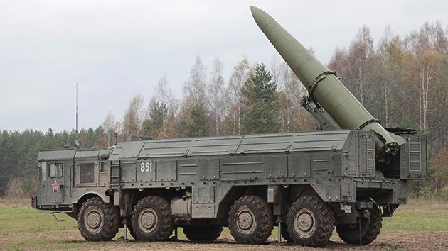 Rusia prueba un nuevo misil para Iskander-M