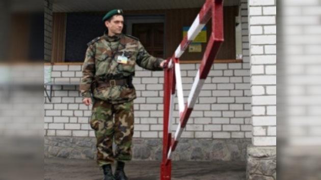 Ucrania y Rusia acordaron resolver sus problemas fronterizos