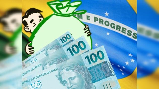La economía brasileña crea 19 millonarios al día