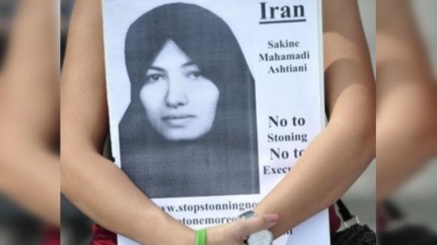 Irán suspende la lapidación de la mujer acusada de adulterio