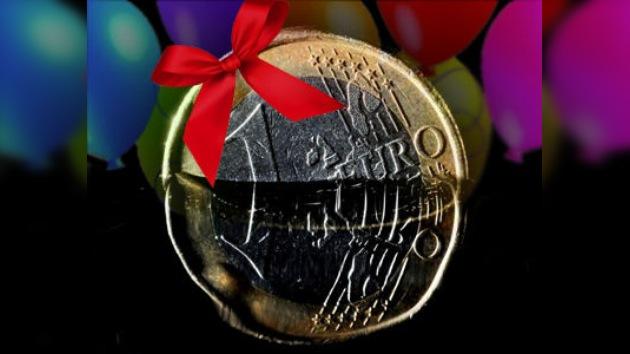 El euro cumple 10 años en medio de augurios sombríos sobre su futuro